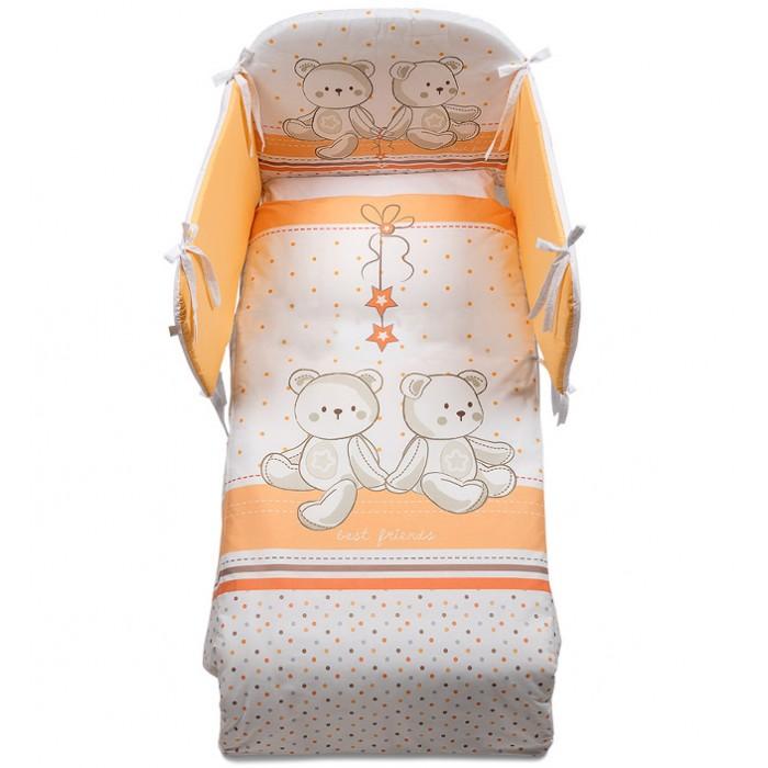 Картинка для Комплект в кроватку Italbaby Amici (5 предметов)