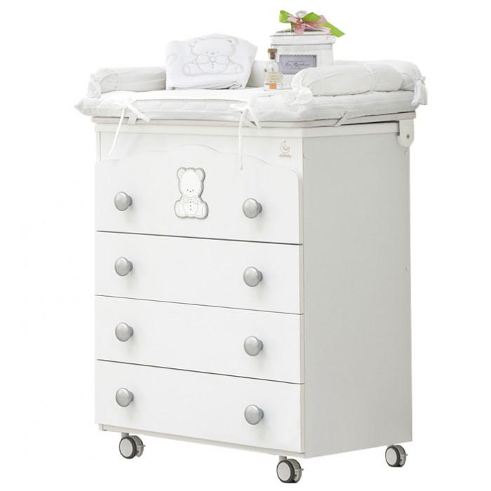 Детская мебель , Комоды Italbaby Amore (4 ящика) арт: 381014 -  Комоды