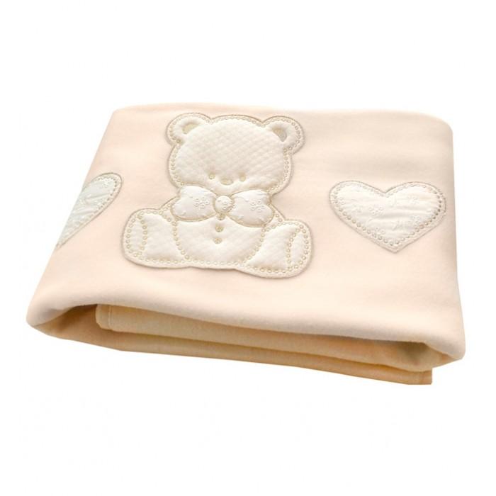 Плед Italbaby Amore флис 110х150 смAmore флис 110х150 смПлед Italbaby Amore флис 110х150 см подходящий для большинства детских кроваток.  Особенности: Мягкое и теплое Отличается изысканным дизайном и безупречным качеством Отделано аппликацией ручной работы Все бельё сертифицировано, гипоаллергенно и полностью безопасно для Вашего ребенка Легко стирается в стиральной машинке с программой мягкой стирки.<br>