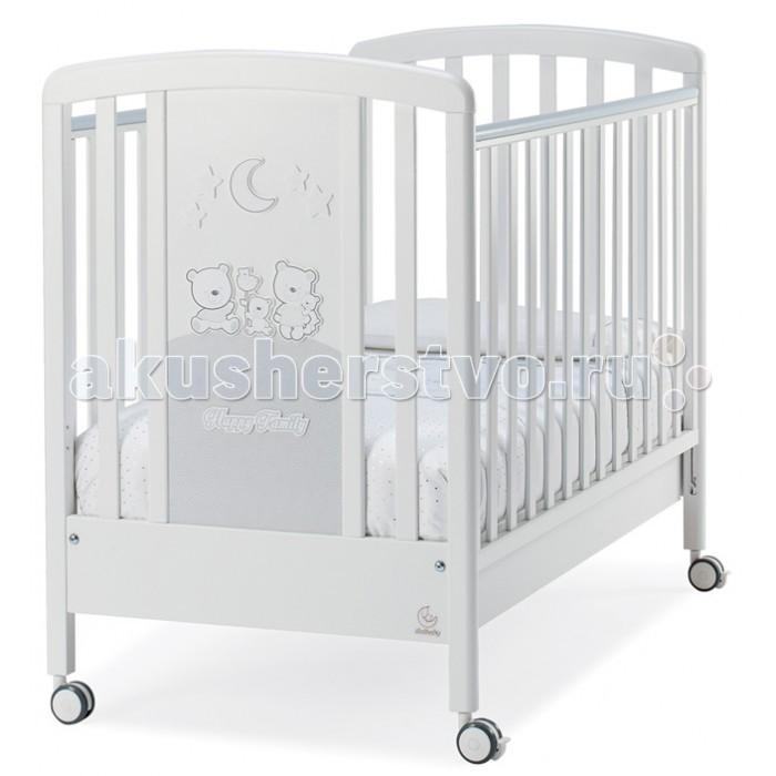 Детские кроватки Italbaby Happy Family Velvet