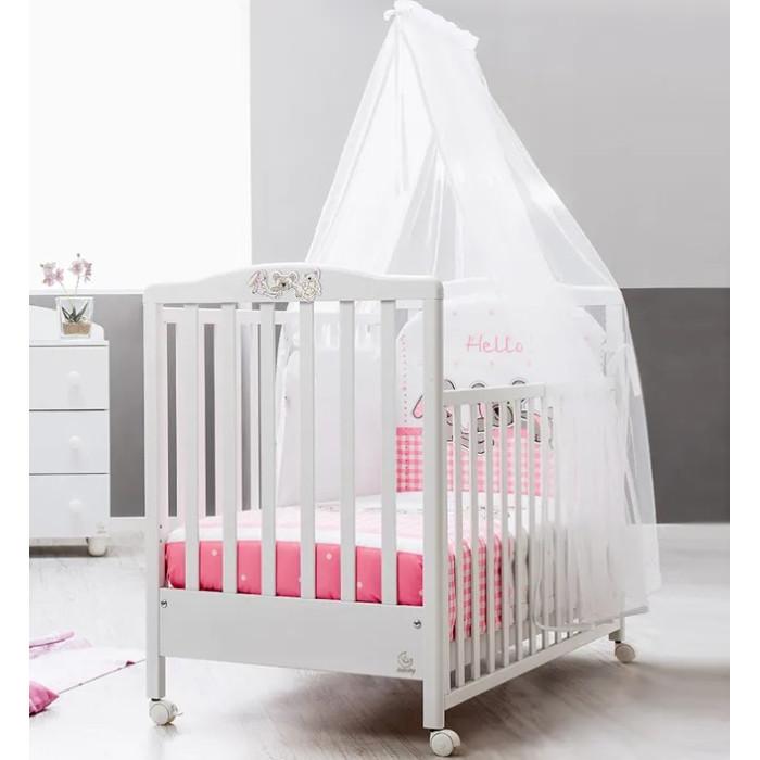 Купить Детские кроватки, Детская кроватка Italbaby Hello