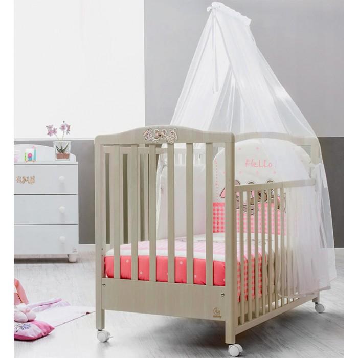 Картинка для Детская кроватка Italbaby Hello