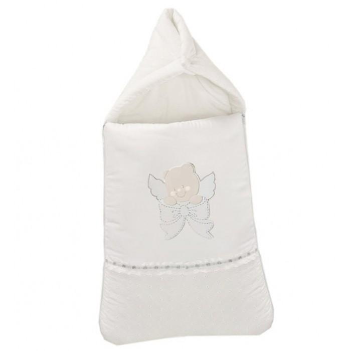 Детская одежда , Конверты на выписку Italbaby Конверт на выписку на молнии Sweet Angels арт: 47231 -  Конверты на выписку