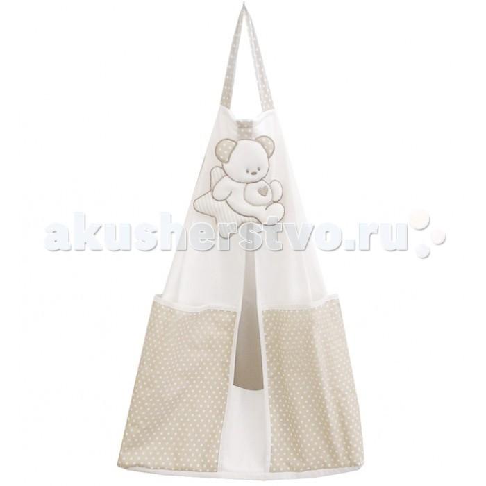 Аксессуары для детской комнаты Italbaby Мешок для подгузников Sweet Star сумки для мамы italbaby сумка для подгузников love