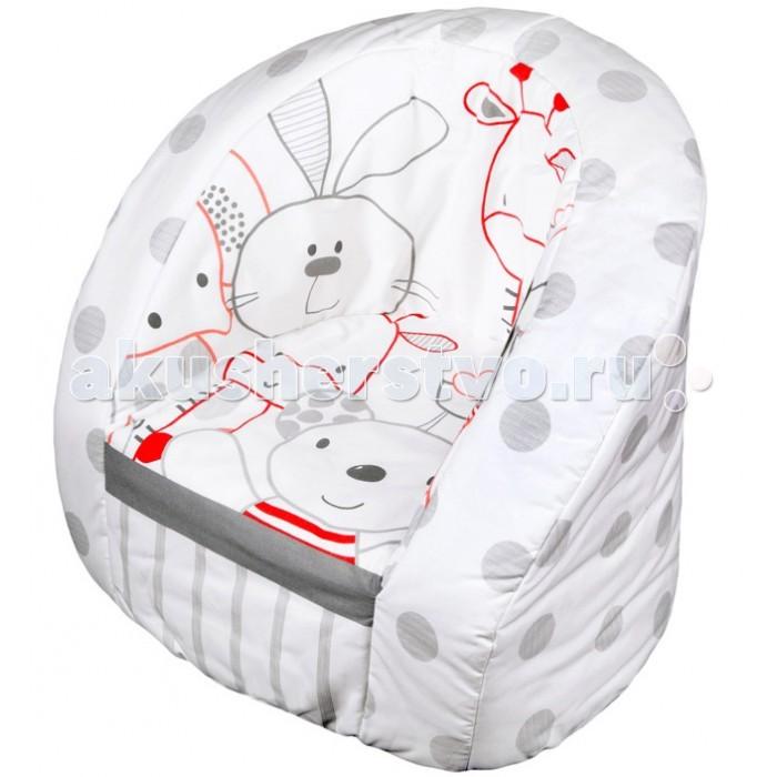 Детская мебель , Мягкие кресла Italbaby Мягкое детское кресло Rabbit арт: 387679 -  Мягкие кресла