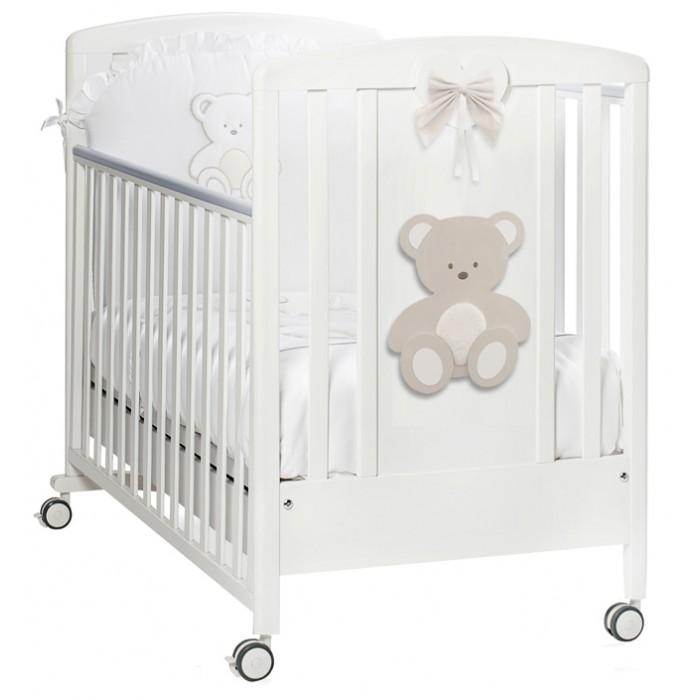 Детские кроватки Italbaby Peluche корзина для переноски italbaby peluche крем 230 0007 6