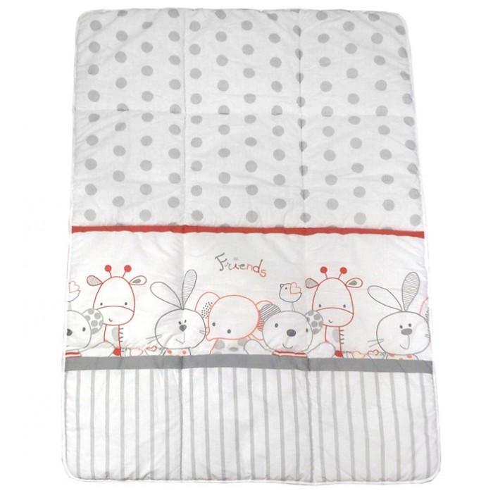 Одеяло Italbaby стеганое игровое Rabbit