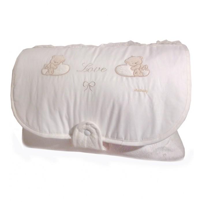 Сумки для мамы Italbaby Сумка для подгузников Love сумки для мамы italbaby сумка для подгузников love