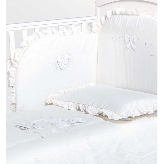 Фото - Комплекты в кроватку Italbaby Sweet Angels (5 предметов) детские кроватки italbaby sweet star