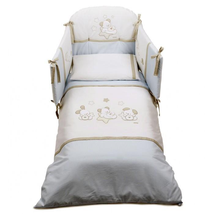 Постельные принадлежности , Комплекты в кроватку Italbaby Sweet Star (5 предметов) арт: 381144 -  Комплекты в кроватку