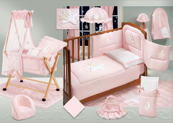 Комплекты в кроватку Italbaby Petite Etoile 140х70 (5 предметов)