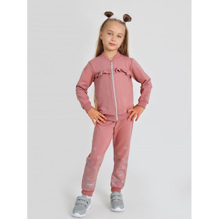 Комплекты детской одежды Ивашка Костюм Лесная сказка-3 с шелкографией