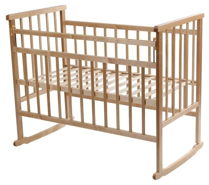 Детская кроватка Ивашка Мой малыш 2 качалка