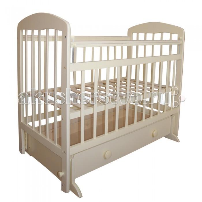 Детские кроватки Ивашка Мой малыш 8 маятник поперечный цена
