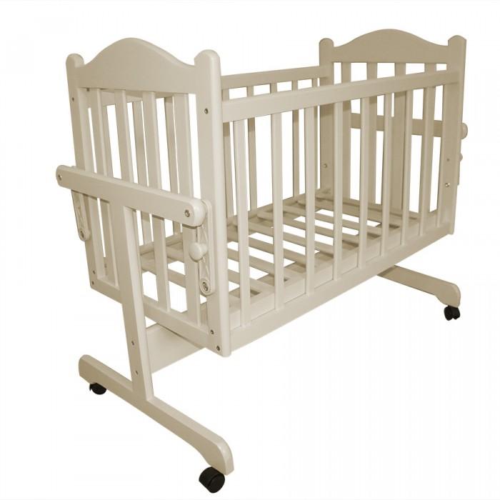 Колыбель Ивашка Мой МалышМой МалышКолыбель Ивашка Мой Малыш для новорожденных представляет собой небольшую кроватку, спальное место которого составляет 90х45 см.  Особенности: Главная функция, которую выполняет кроватка-колыбель, — это укачивание малыша.<br>