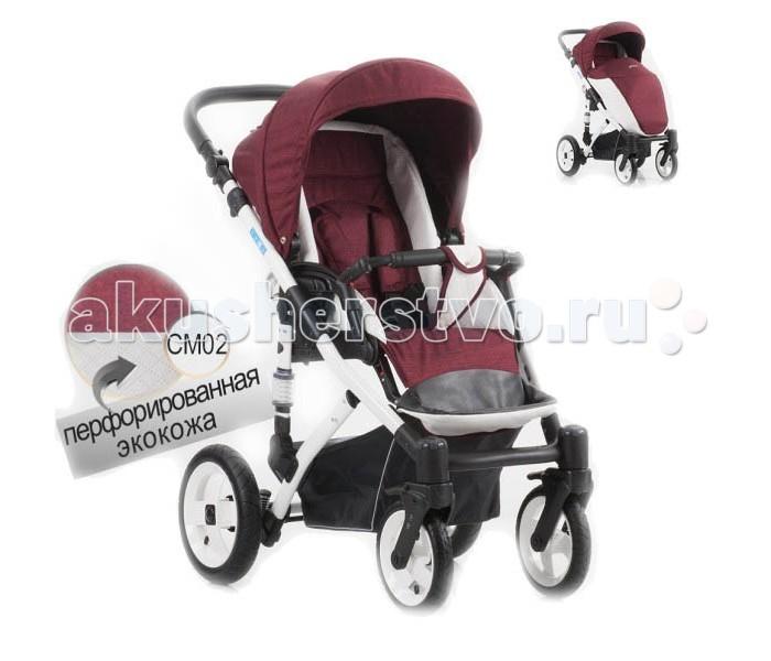 Прогулочная коляска Izacco Z2 (перфорированная эко-кожа)