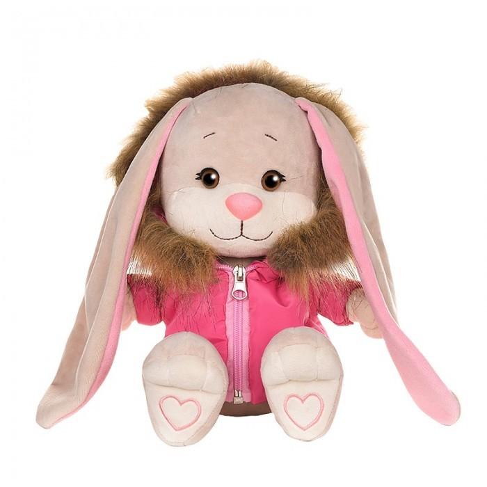 Купить Мягкие игрушки, Мягкая игрушка Jack&Lin Зайчик в зимней куртке 25 см JL-05192