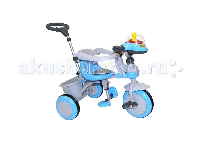 Детский транспорт , Трехколесные велосипеды Jaguar MS-0550 арт: 42640 -  Трехколесные велосипеды