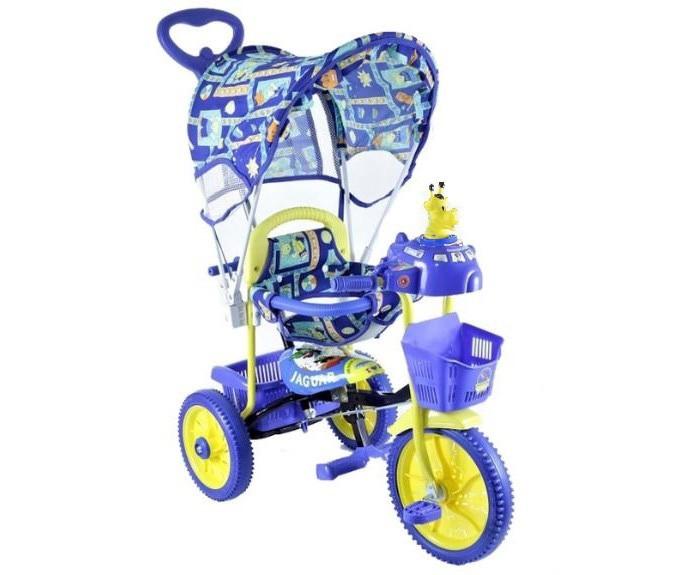 Трехколесные велосипеды Jaguar MS-0737 тренировочные колеса для детского велосипеда 16