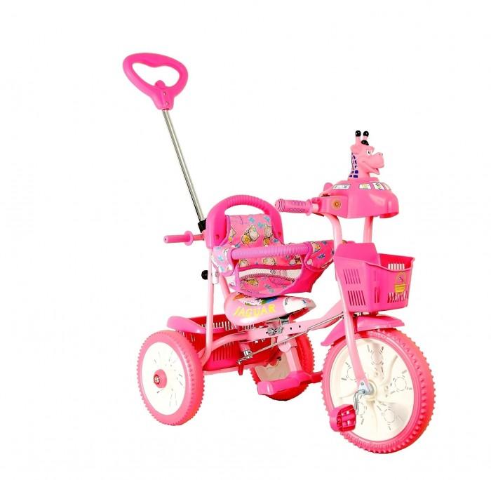 Детский транспорт , Трехколесные велосипеды Jaguar MS-0745-1 арт: 42630 -  Трехколесные велосипеды