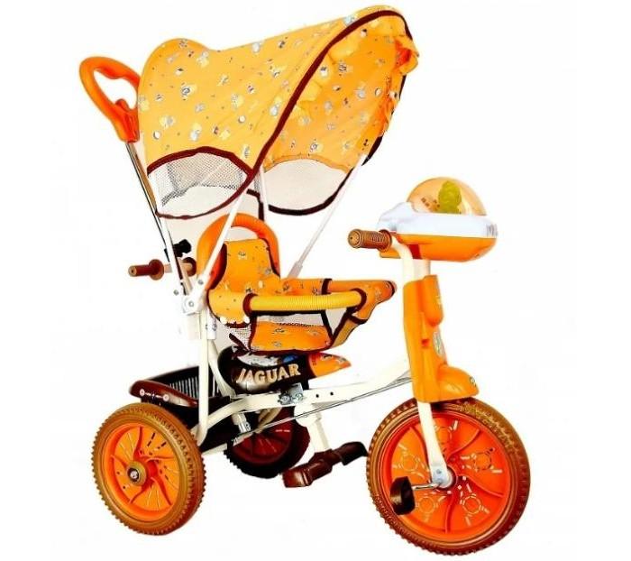 Трехколесные велосипеды Jaguar MS-0747