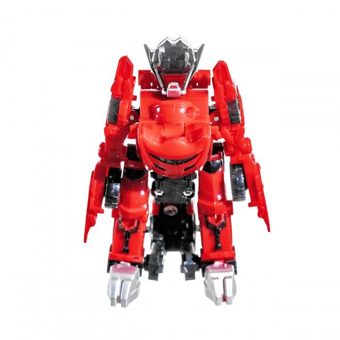 Роботы Jaki Робот-трансформер Солнечный ветер Серия Герои атлантики