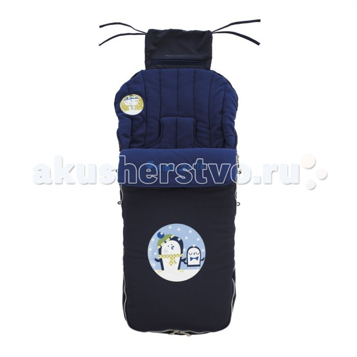 Демисезонный конверт Jane в коляску Nest Plusв коляску Nest PlusКонверт в коляску Jane Nest Plus большой и теплый, снаружи непромокаемая ткань, а внутри теплая флисовая подкладка.  Очень приятный на ощупь, большой, мягкий и теплый конверт безусловно понравится Вам и Вашему ребенку.  Имеются специальные ремни для крепления к коляске, они не дают сползти конверту вниз. Отверстия для ремней безопасности.  Размеры 95 х 55 см  Длину конверта можно сделать меньше на 20см, имеются специальные кнопки на нижней стороне конверта.<br>