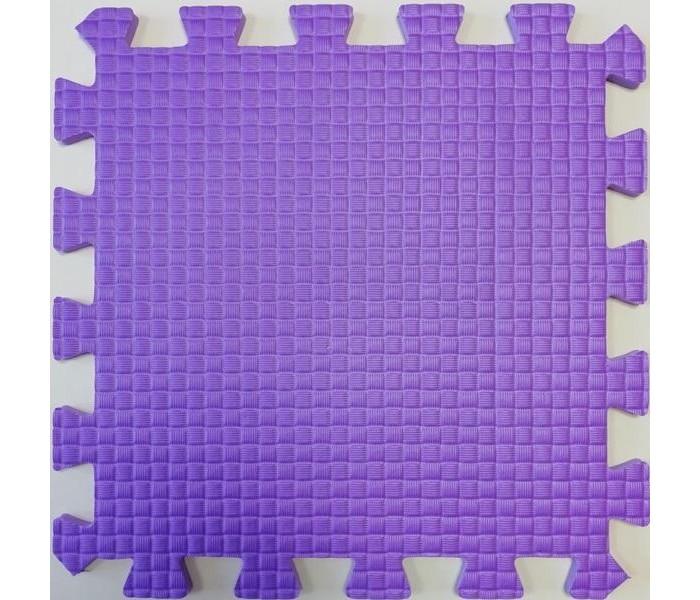 Игровой коврик Janett Мягкий детский конструктор 33x33x1.8 см - Акушерство.Ru