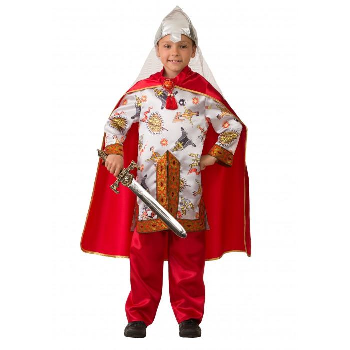 Картинка для Карнавальные костюмы Jeanees Карнавальный костюм Богатырь сказочный