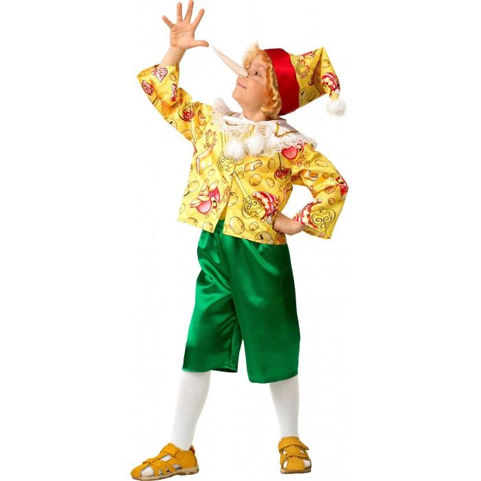 Картинка для Карнавальные костюмы Jeanees Карнавальный костюм Буратино сказочный