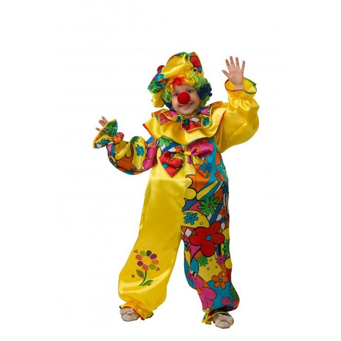 Карнавальные костюмы Jeanees Карнавальный костюм Клоун сказочный