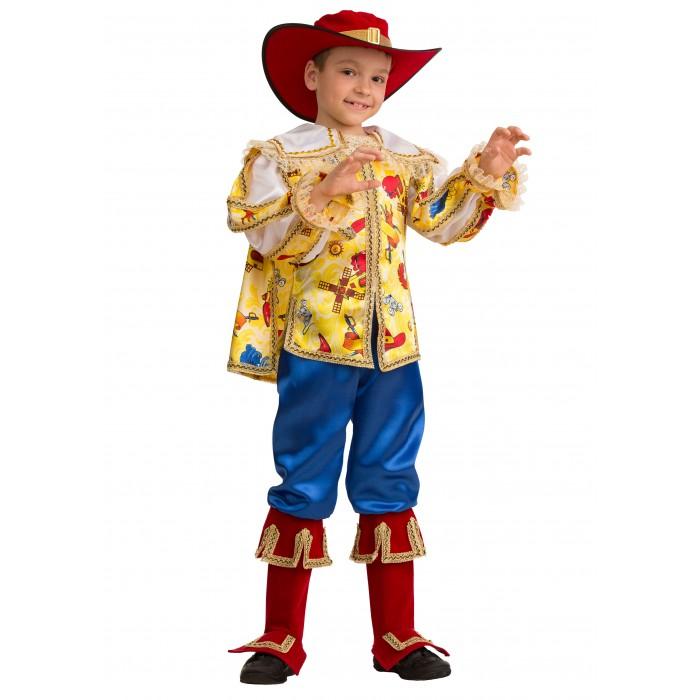 Картинка для Карнавальные костюмы Jeanees Карнавальный костюм Кот в сапогах сказочный