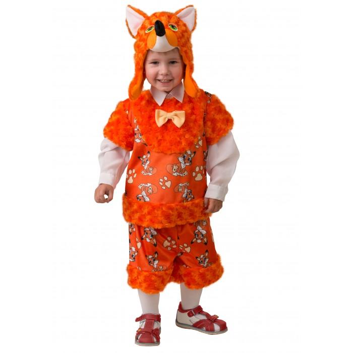 Картинка для Карнавальные костюмы Jeanees Карнавальный костюм Лисёнок Рыжик