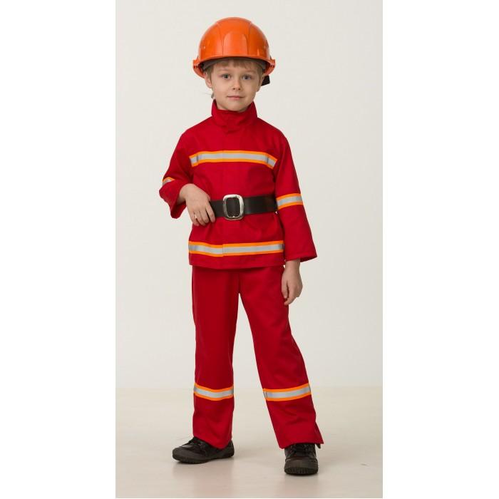 Картинка для Карнавальные костюмы Jeanees Карнавальный костюм Пожарный