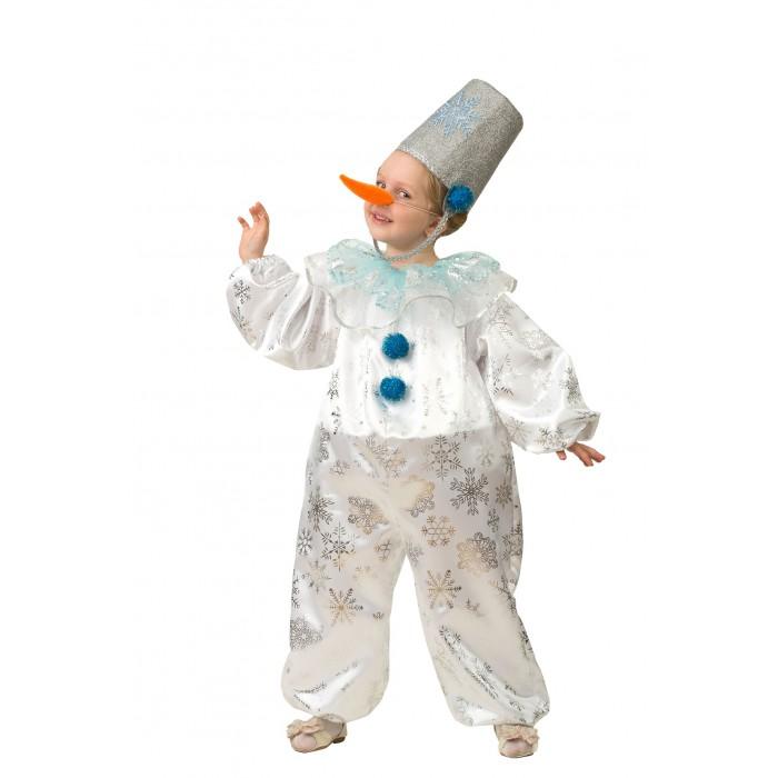 Купить Карнавальные костюмы, Jeanees Карнавальный костюм Снеговичок снежок