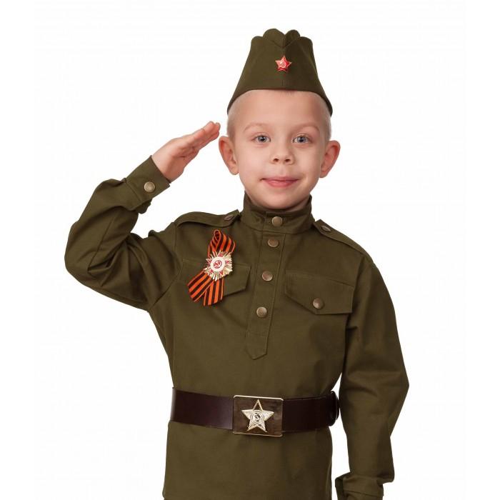 Карнавальные костюмы Jeanees Карнавальный костюм Солдат малютка (хлопок)