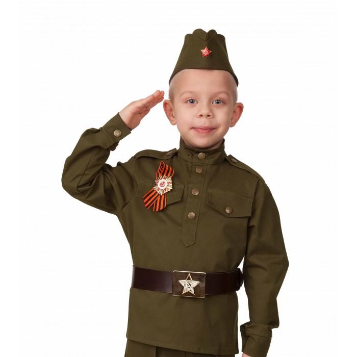 Карнавальные костюмы Jeanees Карнавальный костюм Солдат малютка
