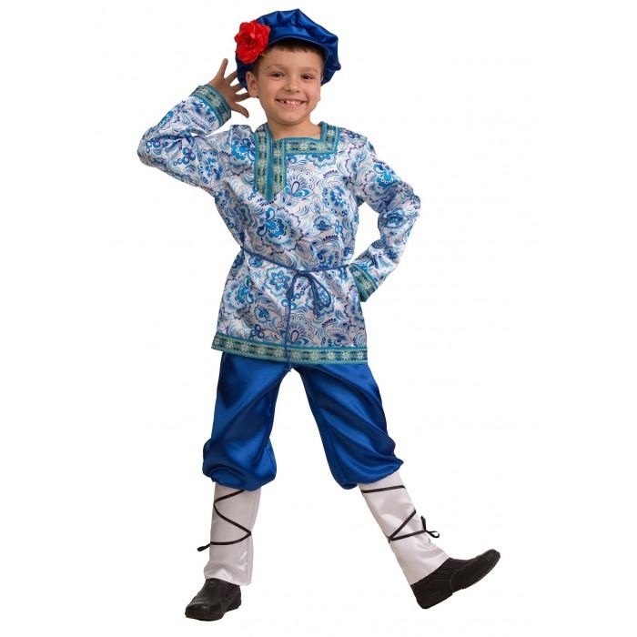 Картинка для Карнавальные костюмы Jeanees Карнавальный костюм Вася-Василёк