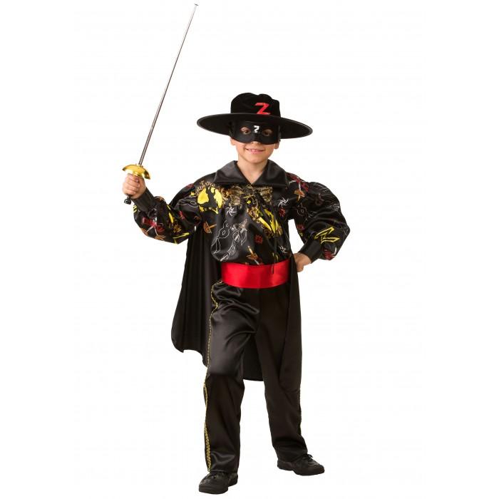 Купить Карнавальные костюмы, Jeanees Карнавальный костюм Зорро сказочный
