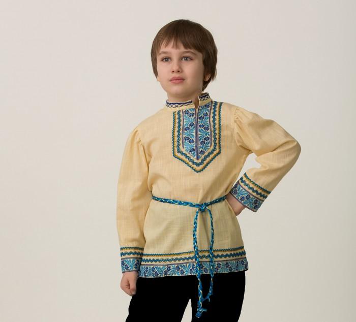 Карнавальные костюмы Jeanees Народный костюм Рубашка вышиванка