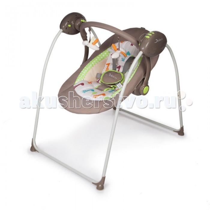 Детская мебель , Электронные качели Jetem OnDa с адаптером арт: 365582 -  Электронные качели