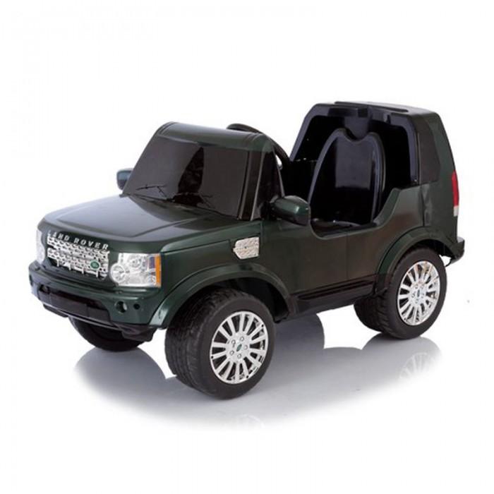 Электромобиль Jetem Land Rover Discovery 4Land Rover Discovery 4Электромобиль Jetem (Capella) Land Rover Discovery 4 для юного ценителя роскоши, очень прост в управлении. Электромобиль приходит в движение от нажатия педали, расположенной под правой ножкой малыша, отпускание - остановка.  Особо прочный пластиковый каркас делает его полностью безопасным. Дизайн автомобиля, его технические данные и название имеют прочную связь с историей марки. Краска перемешана с пластиком так, что удаление пятен и мелких царапин, появившихся во время игры, не составит труда.  Благородный цвет, узнаваемый бренд и качественное исполнение деталей заставит влюбиться в себя. Замечательно подойдет как для детей имеющих опыт вождения, так и для начинающих. В этом случае прекрасным дополнением будет пульт дистанционного управления электромобилем для родителей.  Устойчивые колеса с широкой поверхностью позволят вашему ребенку без труда перемещаться по любой поверхности, избегая скольжения, даже по влажному асфальту. Как и подобает внедорожнику, автомобиль чувствует себя хорошо даже на возвышенностях при полной нагрузке.   Характеристики:  рекомендована для детей от 1 до 8 лет  аккумуляторная батарея: 6В 4 Ah электродвигатель 6V ножные педали высокая детализация: зеркала заднего вида, фирменные значки, спортивный руль пластиковые шины особо прочный пластиковый каркас стойкая, легко полируемая краска максимальная нагрузка до 30 кг привод типа синхронный вал 2 скорости передачи переднего и заднего хода нарастающее ускорение европейская конструкция и дизайн высокого качества настоящие легкосплавные диски световые и звуковые эффекты зеркала заднего вида удобное эргономичное кресло большой руль широкие колеса с резиновыми накладками максимальная скорость 3 км/час  Материал: безвредные нетоксичные материалы, соответствуют строгим мировым стандартам качества и безопасности для детских товаров.  Время зарядки: первые пять раз рекомендуется заряжать 24 часа, последующие зарядки 10-12 часов. Время работ