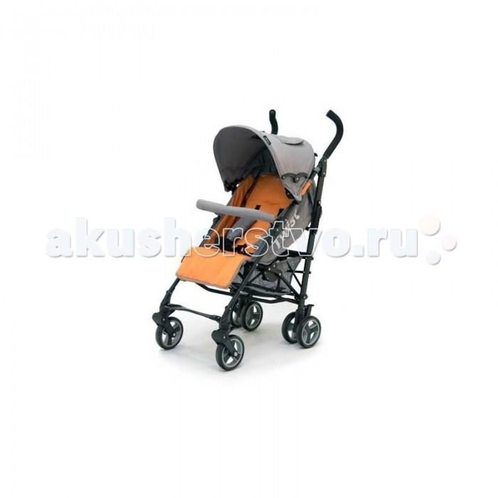 Коляска-трость Jetem TwistTwistКоляска-трость Jetem Twist – новая, супер легкая и прочная коляска-трость. Данная модель «умеет» все, что необходимо «уметь» летней трости.   Посадочное место очень просторное, и в нем будет комфортно любому ребенку. Спинка и подножка регулируются в 3 положениях, а большой капюшон со смотровым окошком может опускаться почти до бампера. Twist обладает мягким плавным ходом и превосходной маневренностью, за счет передних поворотных колес.   Коляска очень удобна в хранении и транспортировке.  Особенности: облегченная алюминиевая рама; большой капюшон из материала с водоотталкивающей пропиткой; спинка регулируется в 3 положениях; подножка регулируется по высоте; 5-точечные ремни безопасности; бампер-поручень с мягкой обивкой; плавающие передние колеса с возможностью фиксации; стояночный тормоз на задней оси; сумка для вещей из сетчатого материала; коляска компактно складывается тростью.  Комплектация: чехол на ножки; дождевик.  Габариты: Размер коляски: 50х40х90 см Размер спального места: 29х20х40 см Вес: 9 кг Рекомендована для детей от 0,5 до 4 лет (18 кг).<br>