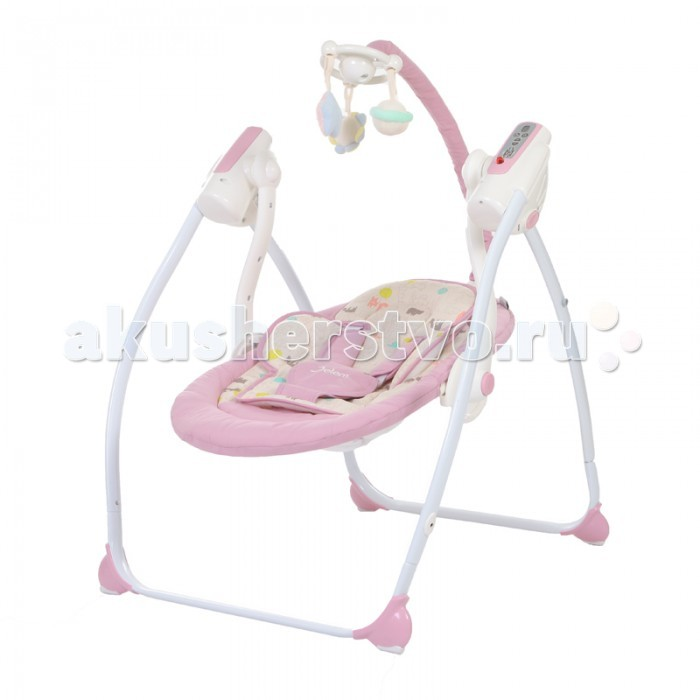 Детская мебель , Электронные качели Jetem Breeze с адаптером арт: 27320 -  Электронные качели