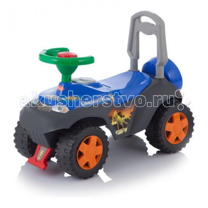 где купить Каталки Jetem Dinosauros World Tolocar 3101 дешево