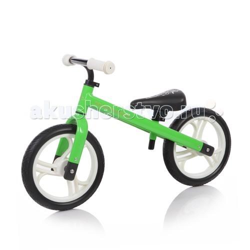 Беговел Jetem Double Balance KMA-05Double Balance KMA-05Jetem Double Balance - беговел, предназначенный для детей от 2 до 6 лет. Он оснащен удобным сидением и полиуретановыми колесами, не требующими накачивания. Высоту сидения можно регулировать.   Беговелы – это детские двухколесные велосипеды, у которых нет педалей. Они совмещают в себе черты велосипеда и самоката и помогают держать равновесие.  Особенности: 12 дюймовые колеса из PU эргономичное сидение с мягкой накладкой сиденье регулируется по высоте алюминиевая рама вес 2.97 кг нет тормоза нет подножки предназначен для детей от 2 лет до 6 лет (до 50 кг) допустимый рост ребенка: от 90 см до 125 см. высота сиденья: от 35 см.<br>