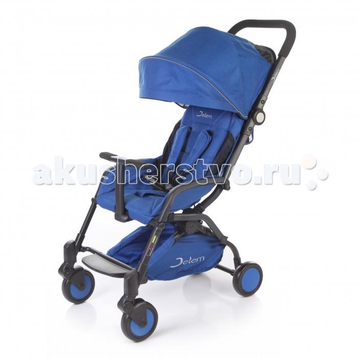 Прогулочная коляска Jetem MuzzyMuzzyКоляска прогулочная Jetem Muzzy - это легкая и компактная коляска для путешествий и поездок, которая отличается необычными деталями конструкции и оригинальными расцветками. Такая колясочка отлично подойдет для легких на подъем родителей, которые много ездят по городу вместе с малышом.   Легкая алюминиевая рама, окрашенная в серый цвет, складывается на редкость компактно, так что такую коляску удобно сложить в любой багажник, она не будет мешать в коридоре или в комнате. Весит она чуть больше 7 кг, и имеет узкую колесную базу, позволяющую ей маневрировать на узких дорожках в парке, проходить в любой дверной проем и помещаться даже в старом узком лифте. Небольшие цельнолитые колеса рассчитаны на использование в теплое время года и межсезонье в условиях города, при этом передние колеса поворотные, как у большинства современных прогулочных колясок. Педаль остановочного тормоза расположена на задней оси. Ручка имеет нескользящее покрытие.  Спинка коляски регулируется в 3х положениях, включая практически горизонтальное, удобное для сна. Регулируемой подножки у коляски нет, но есть пластиковая полочка-подставка для ножек. Сиденье прогулочного блока – широкое и просторное, с удобными подлокотниками и мягкой спинкой. Основным средством безопасности маленького непоседы являются пятиточечные ремни с мягкими накладками. Поручень имеет оригинальную форму, соединен с перекладиной между ножек, которая не дает малышу соскальзывать по сиденью вниз, и при желании снимается. Капюшон имеет удачную конструкцию: глубокий, с козырьком и смотровым окошком для мамы. Коляска Jetem Muzzy отлично подойдет для лета: заднюю часть капюшона можно отвернуть, оставив вентиляционное окошко.    Размеры:  вес: 7.6 кг  ширина сиденья: 35 см  размер корзины: 41х18х8 см  размер в разложенном виде: 87х44х104 см  размер в сложенном виде: 51х44х31 см.<br>