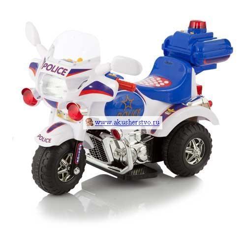 Электромобиль Jetem Police