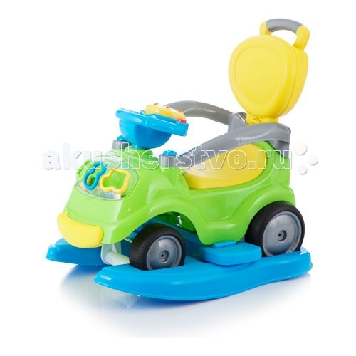 каталки elc машинка ходунок 2 в 1 Каталки Jetem Pupuwalking Ridden Car