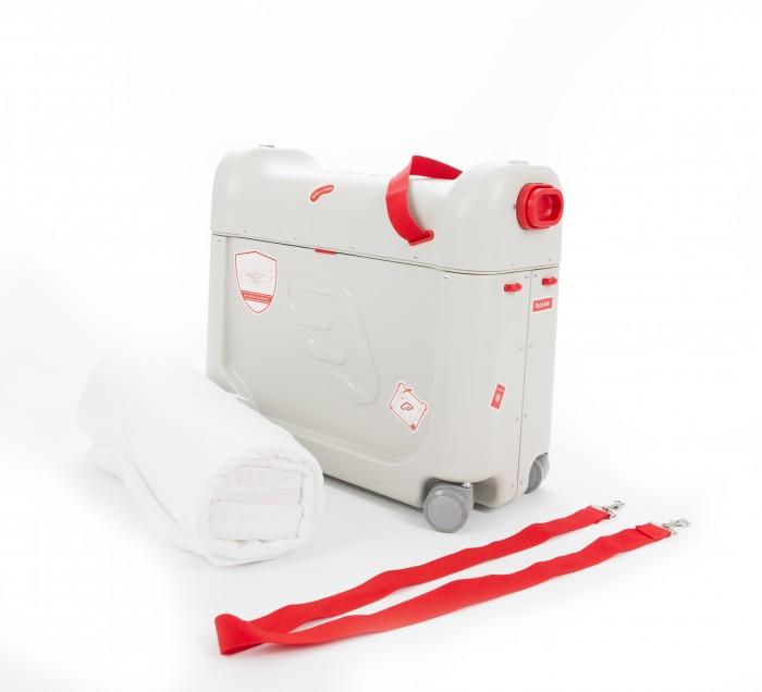 Детские чемоданы JetKids Чемодан-кроватка для путешествий BedBox, Детские чемоданы - артикул:514851